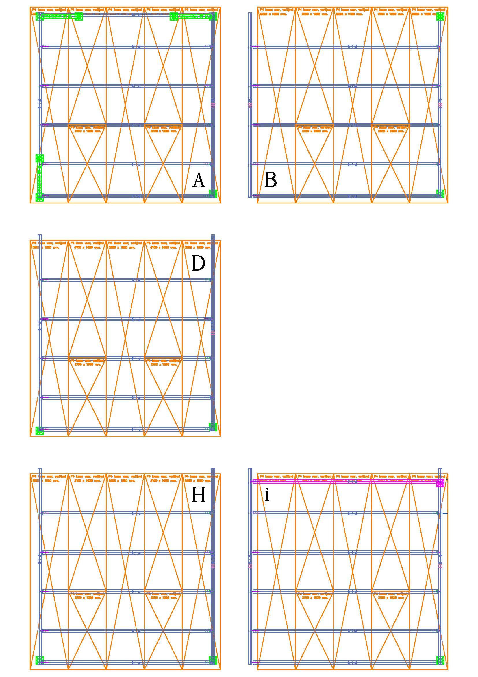 Mezzanine-tussenvloer-bordes-entresol-industrieel-platform