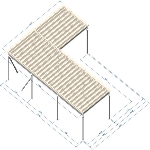 tussenvloer-magazijnvloer-mezzanine-L-vorm-tussenverdiep-entresolvloer