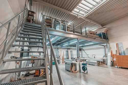 PlusM2-tussenvloer-project-antwerpen-vilvoorde-mezzanine-magazijnplatform